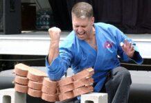 Karate jest jednym z najpopularniejszych sportów walki